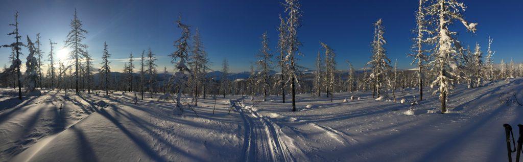Gdzie w Rosji na skitury?