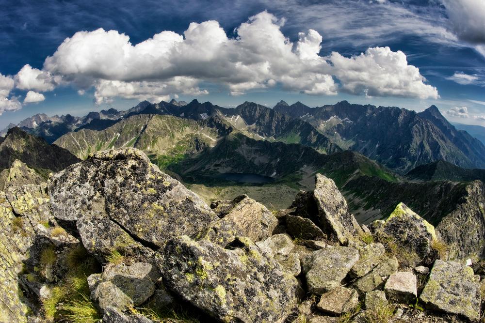 górskie szlako
