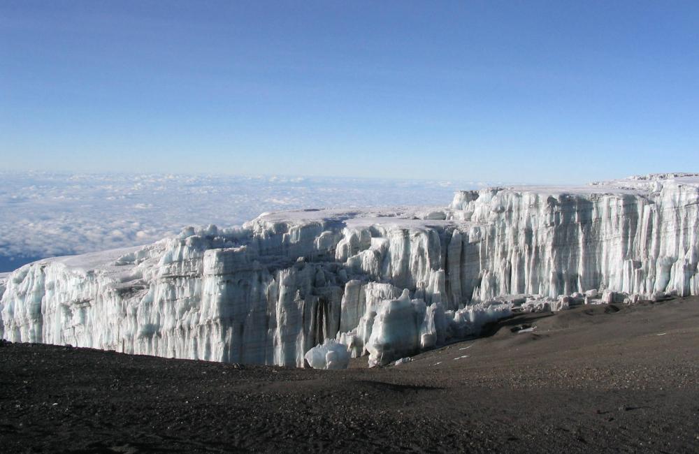 Kilimandżaro - realcja