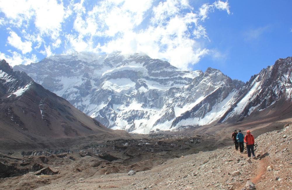 eksploracja Andów