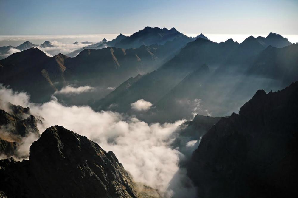 góry wysokie