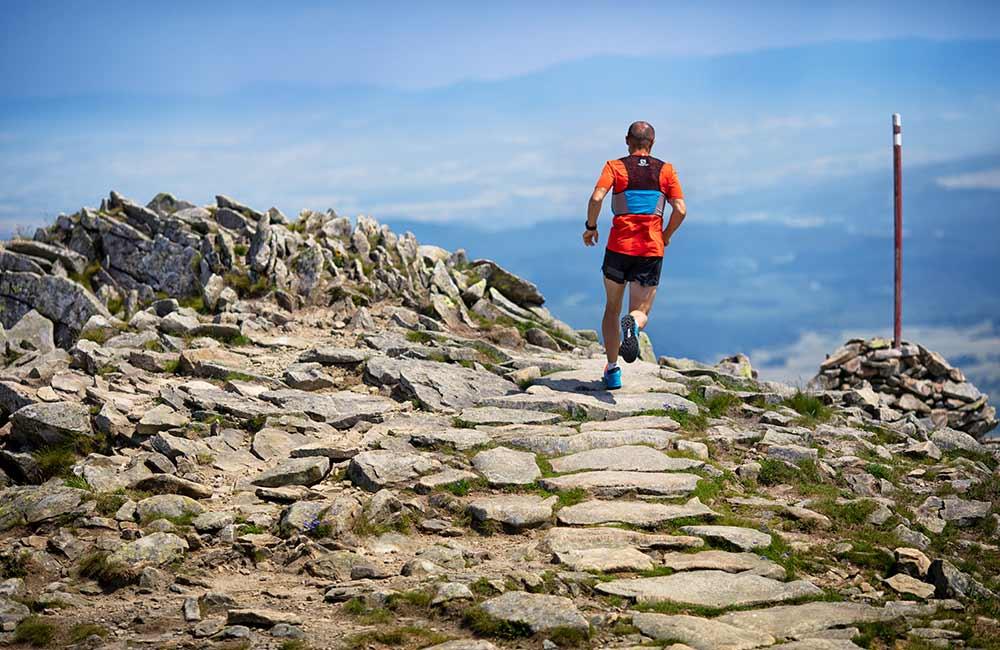 Jakie buty do biegania po górach?