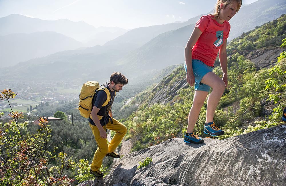 Niskie buty w góry