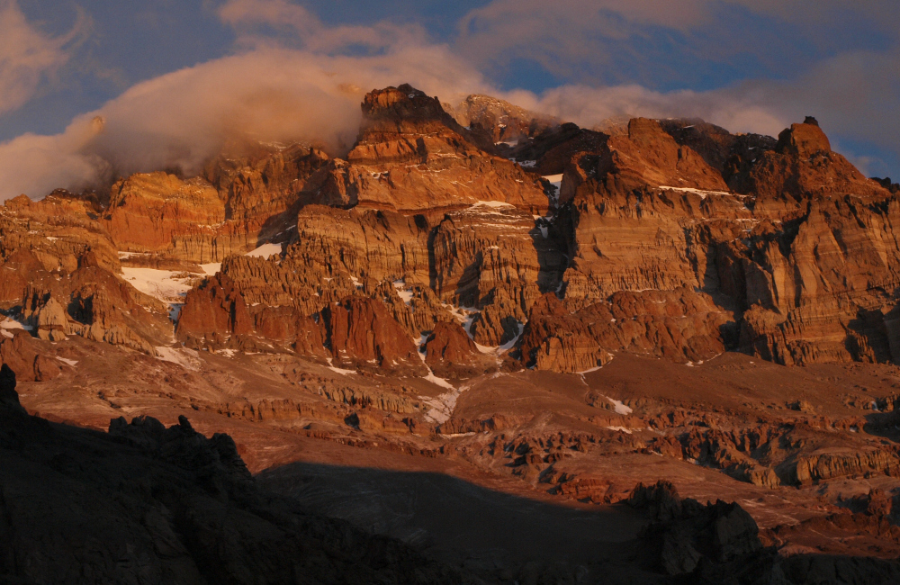 Najwyższy szczyt Ameryki Południowej