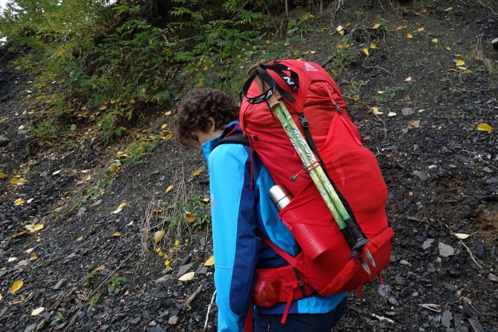 Wygodny plecak
