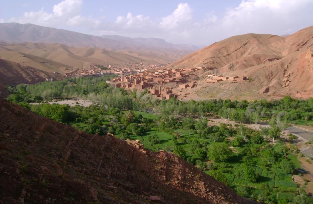 Góry Maroko