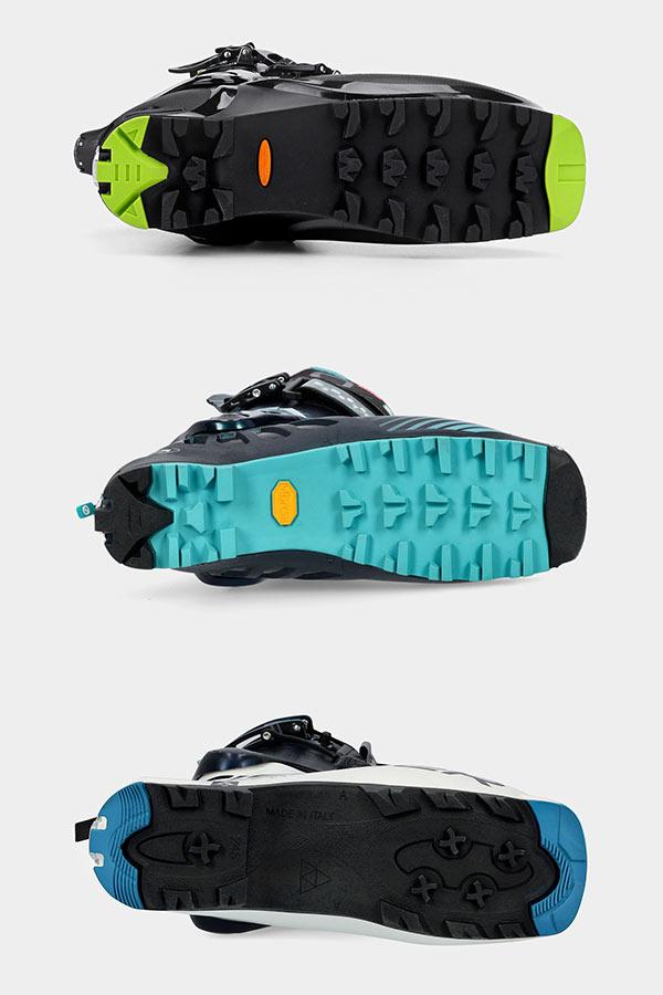 podeszwa butów skiturowych