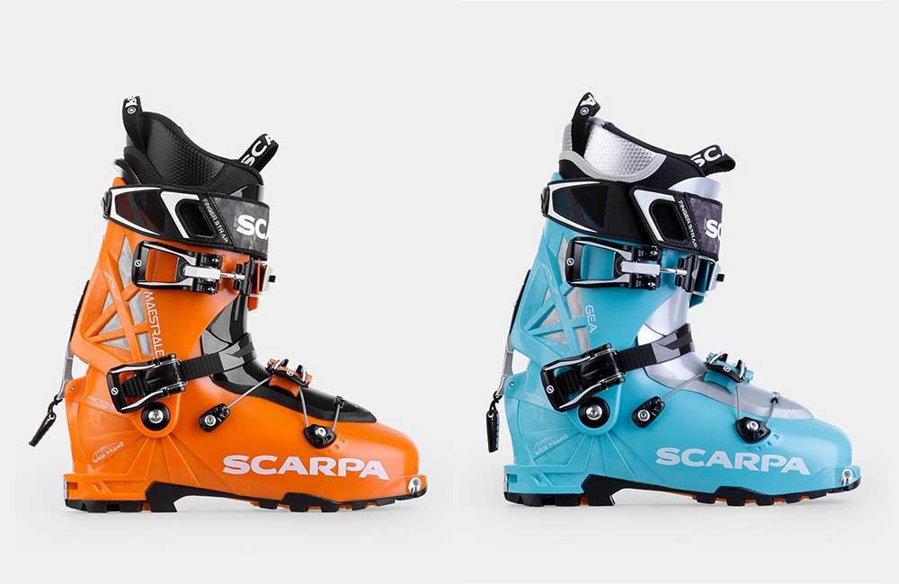 Męskie i damskie buty skiturowe