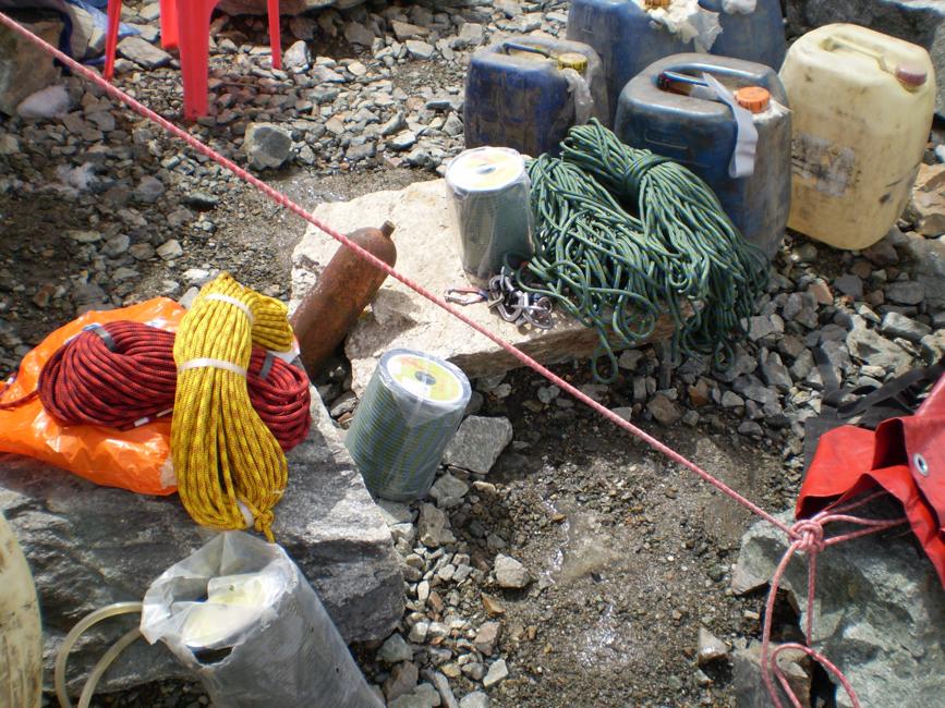 co zrobić ze śmieciami w górach