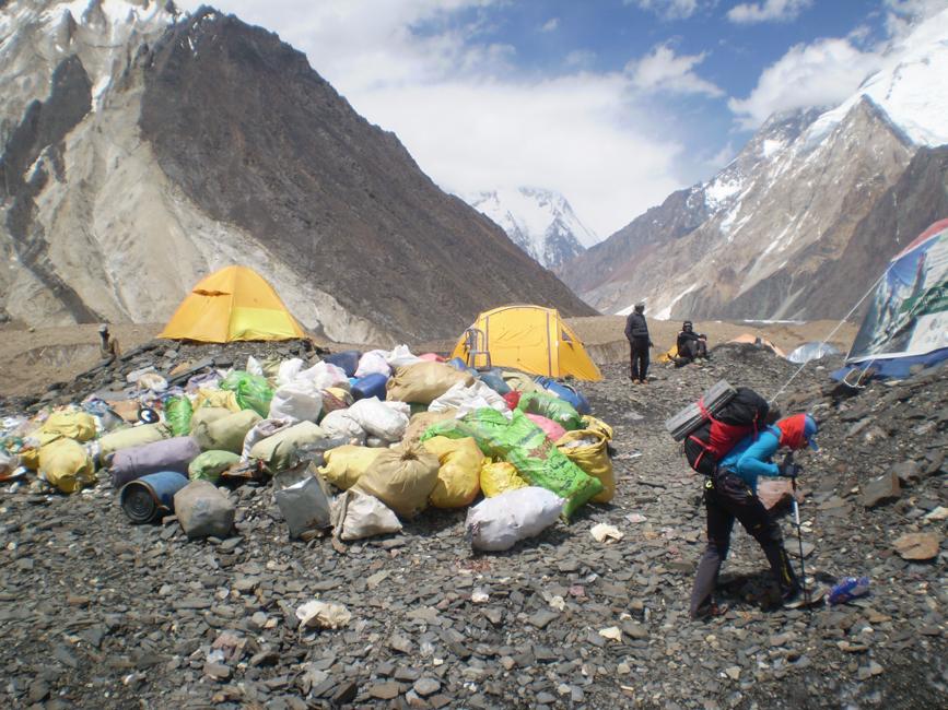 organizacja wyprawy w góry wysokie