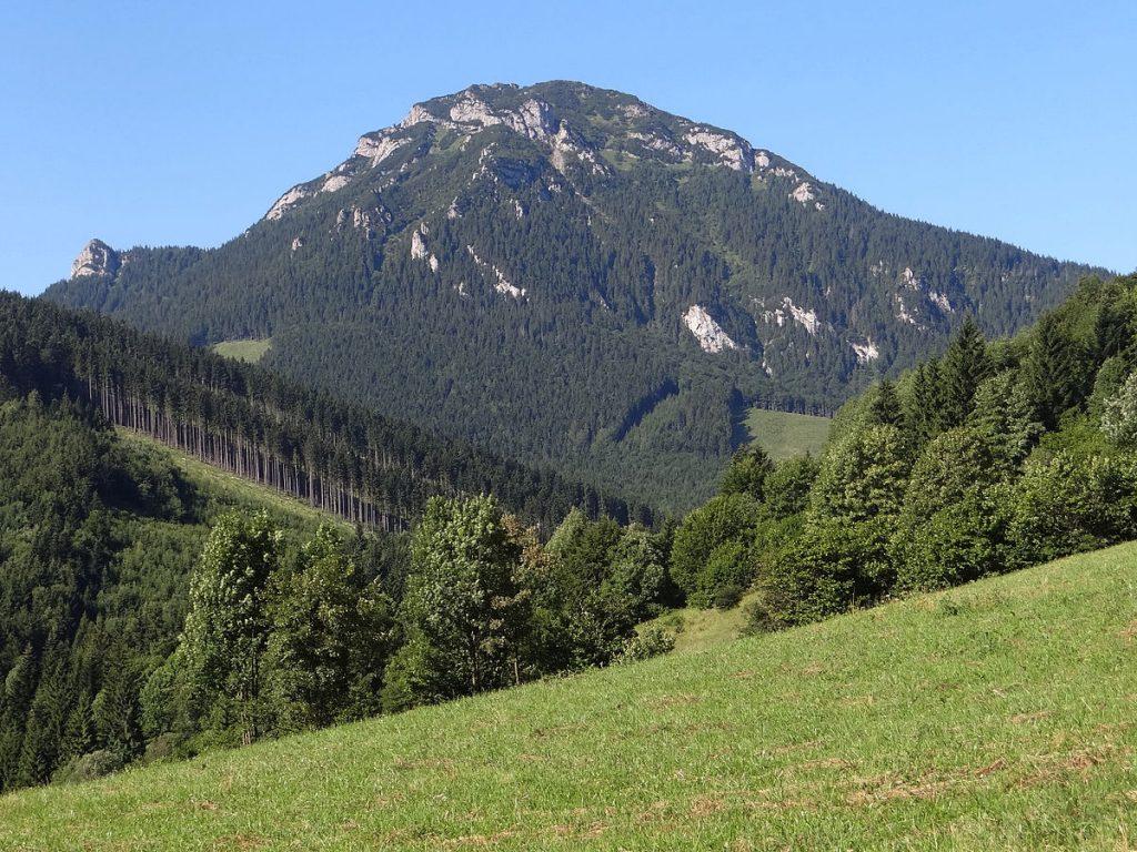 Góry Choczańskie widoki