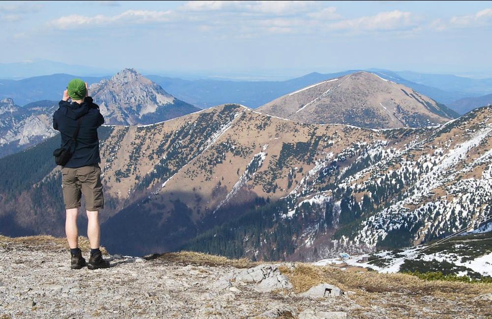 Góry Słowacji - czyli gdzie pojechać poza Tatrami