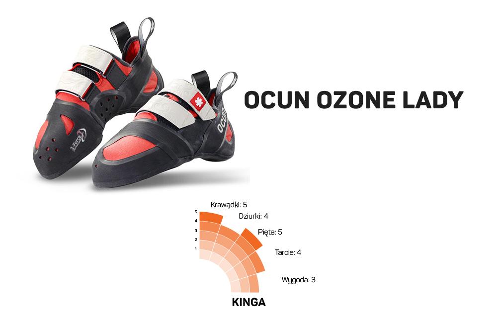 buty wspinaczkowe na węższą stopę