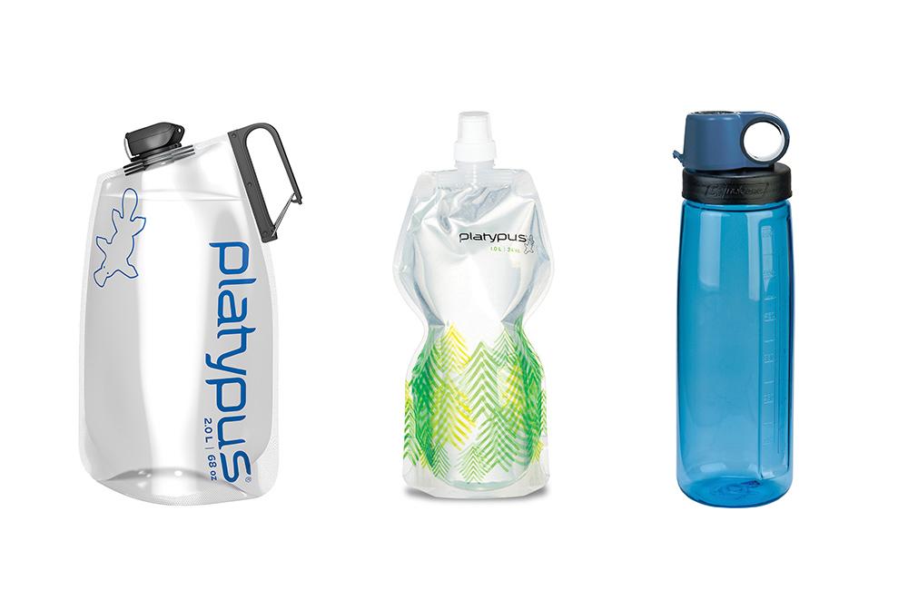 Butelki na wodę wielorazowego użytku