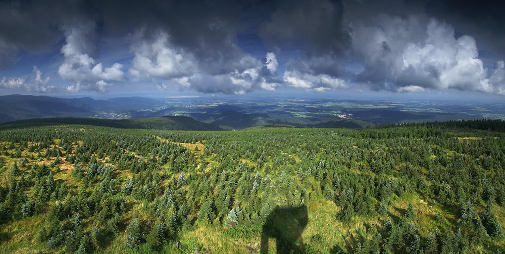 Góry Izerskie - malownicze trasy
