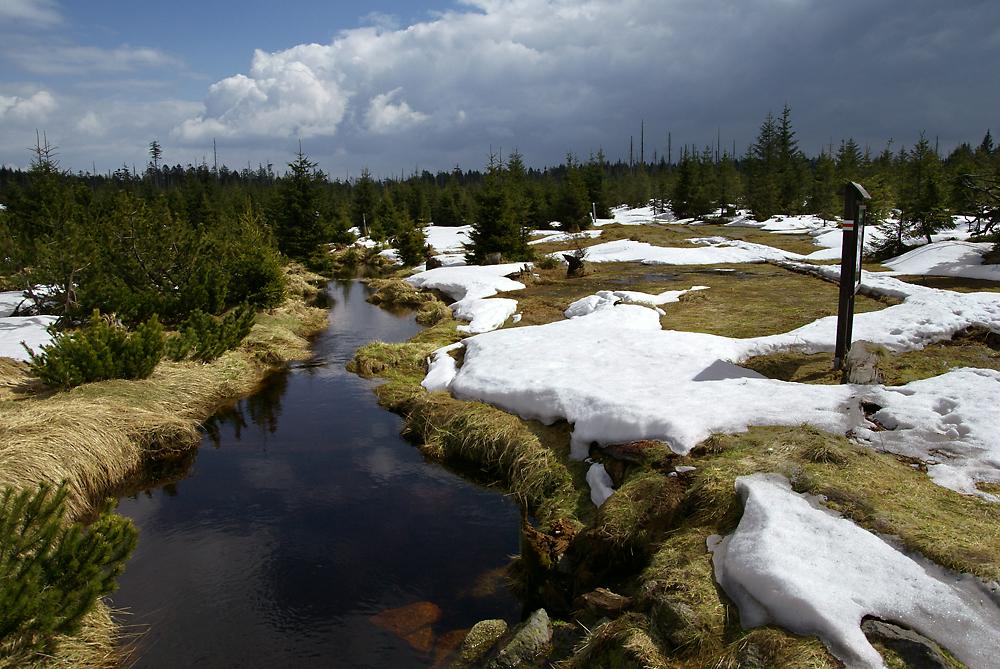 Atrakcyjne miejsca w Górach Izerskich