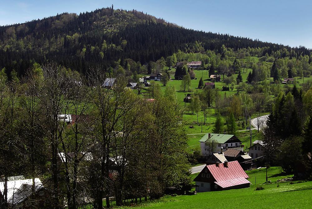 Góry w Czechach na weekend