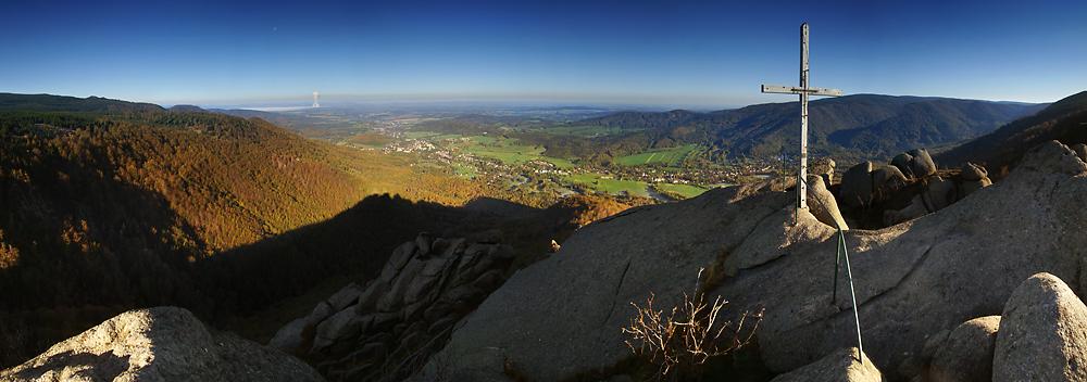 Czeskie góry Izerskie - szlaki
