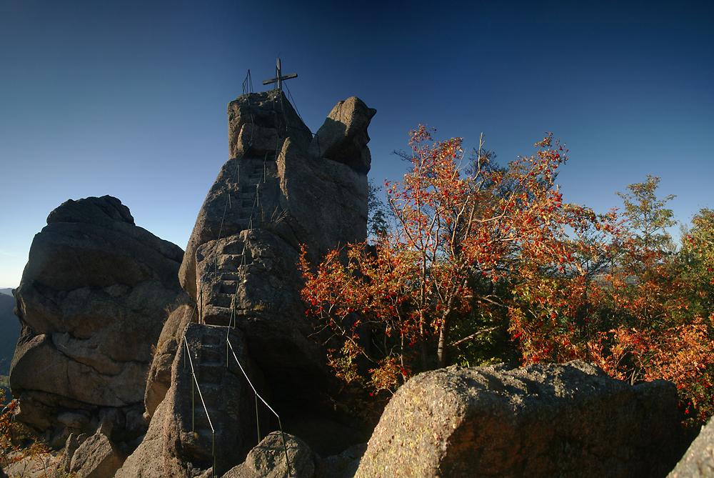 Góry Izerskie - panorama
