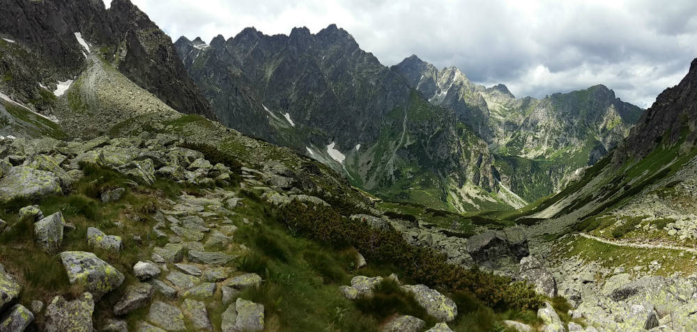 Czy w Tatrach można biegać?