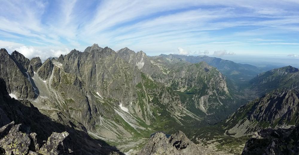 Bieganie po polskich górach