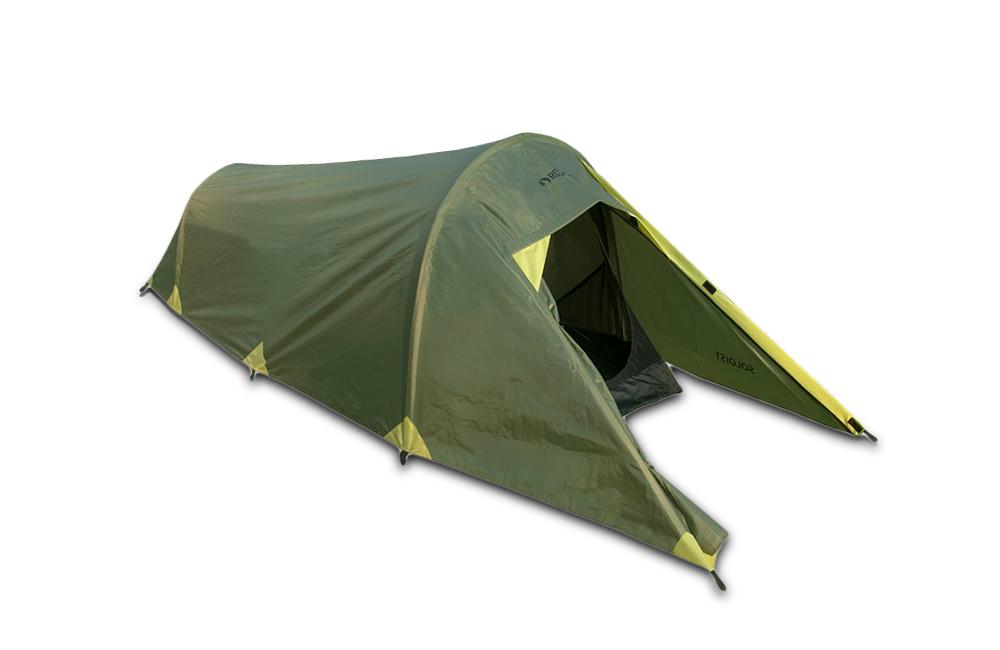 Jaki namiot na rower?