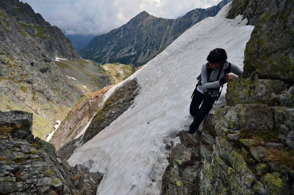 Środki ostrożności w górach