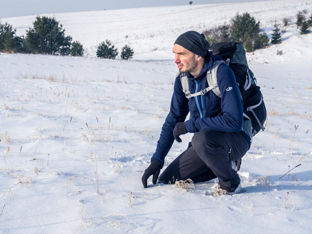 bielizna na zimę dla aktywnych