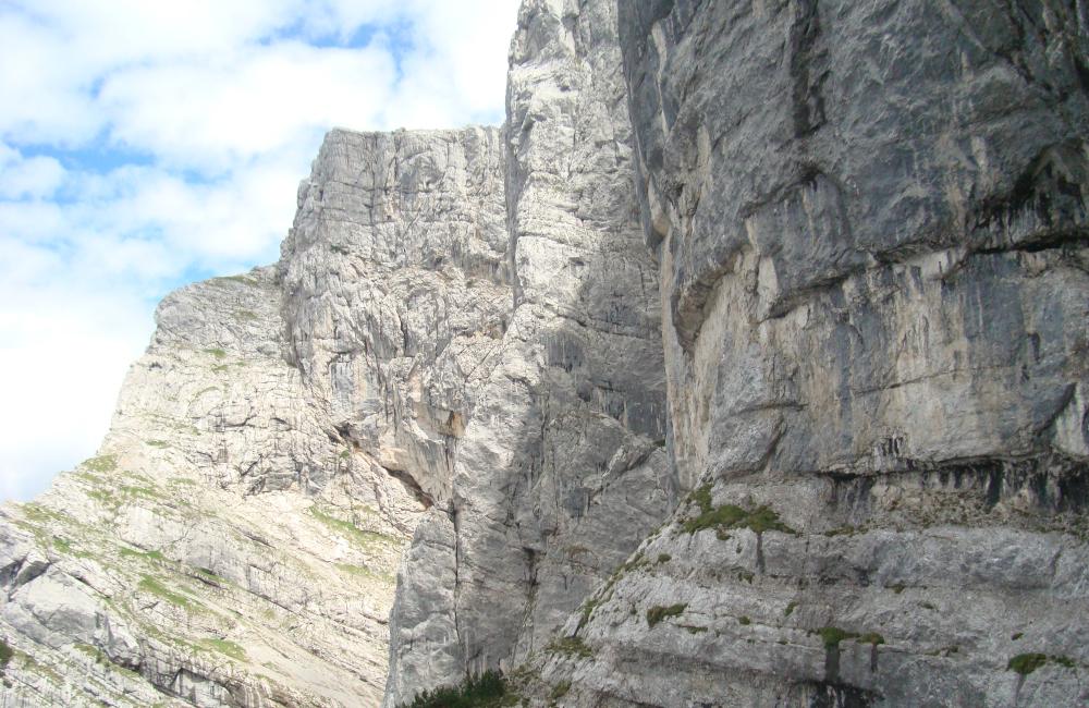 Skały w Austrii