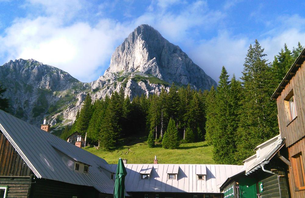 Austria na wakacje