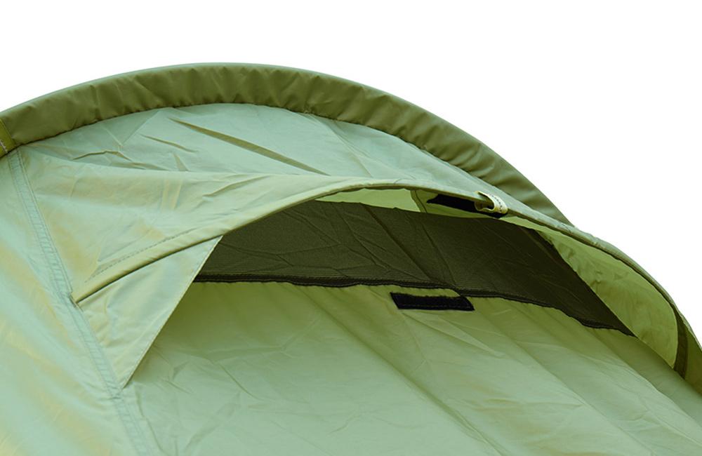 namiot na rower z dobra wentylacją