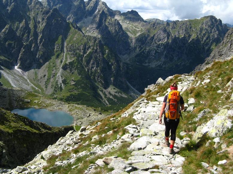 Najładniejsze trasy w Tatrach