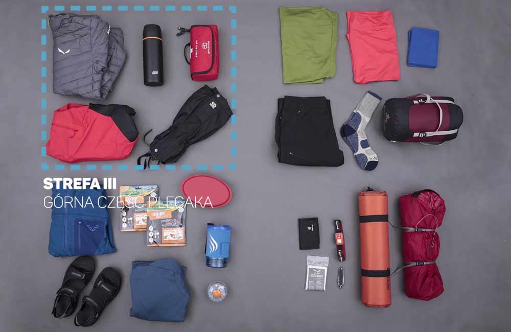 Pakowanie plecaka - co warto mieć pod ręką?