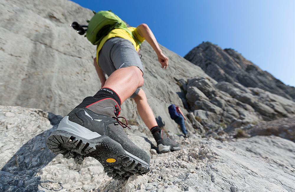 Buty na letnie wędrówki po górach