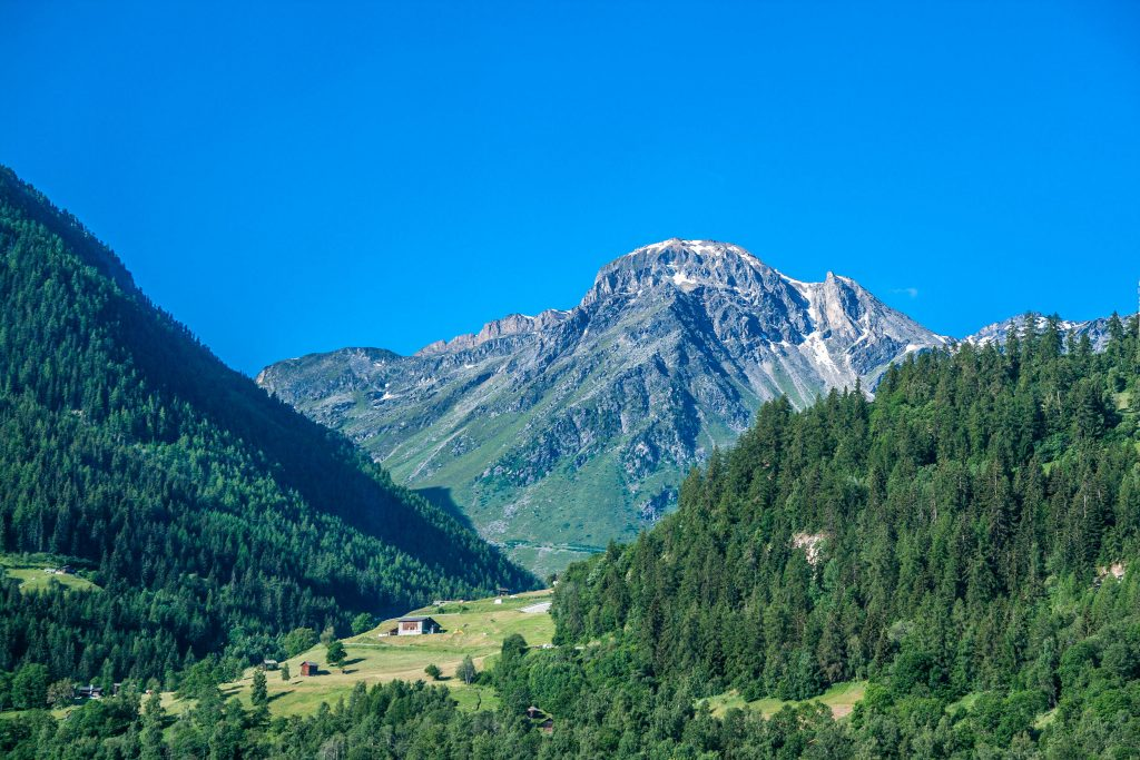 Alpejski Trawers. Spacer wśród olbrzymów