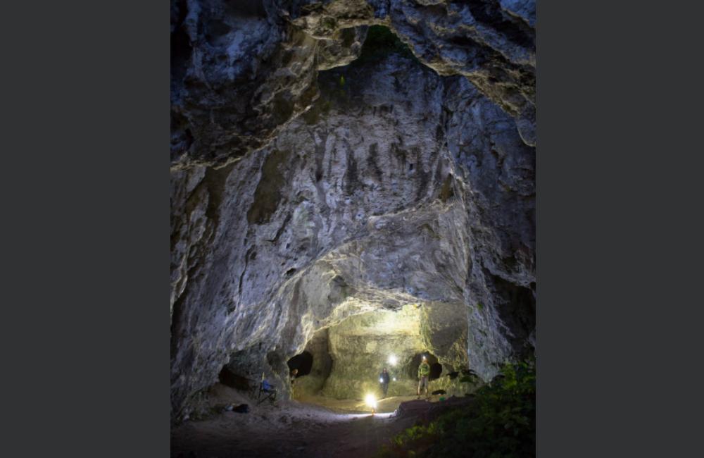 Jaskinie na Jurze Krakowsko-Częstochowskiej