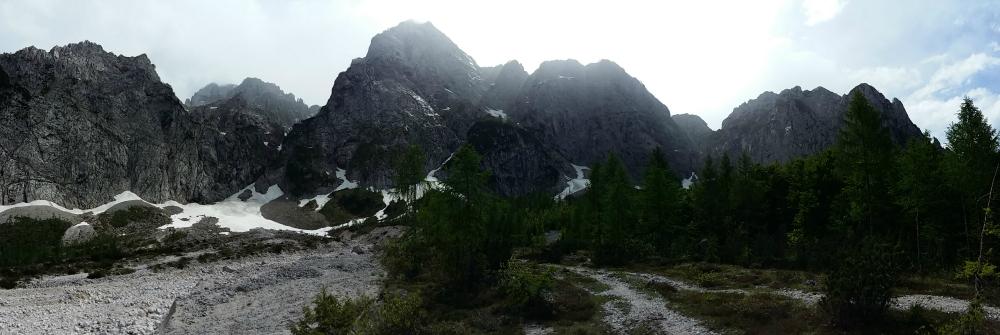 Trasy biegowe na Słowenii