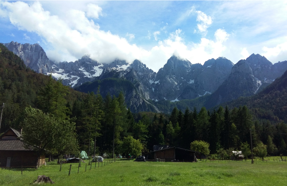 Alpy Julijskie - propozycje tras biegowych