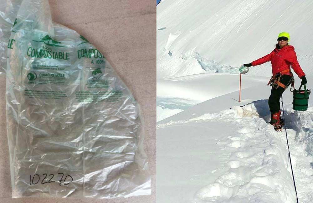 higiena w górach