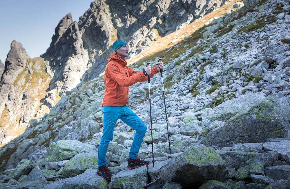 jakiej długości kije trekkingowe w tatry