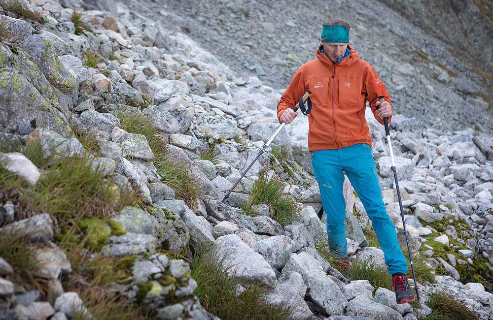 Kije trekkingowe - jaka długość?