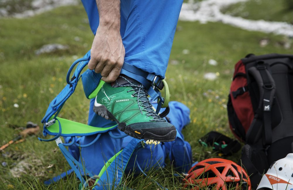 Lżejsze buty w góry