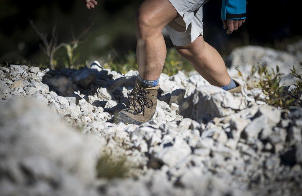 Jakie buty latem w góry?