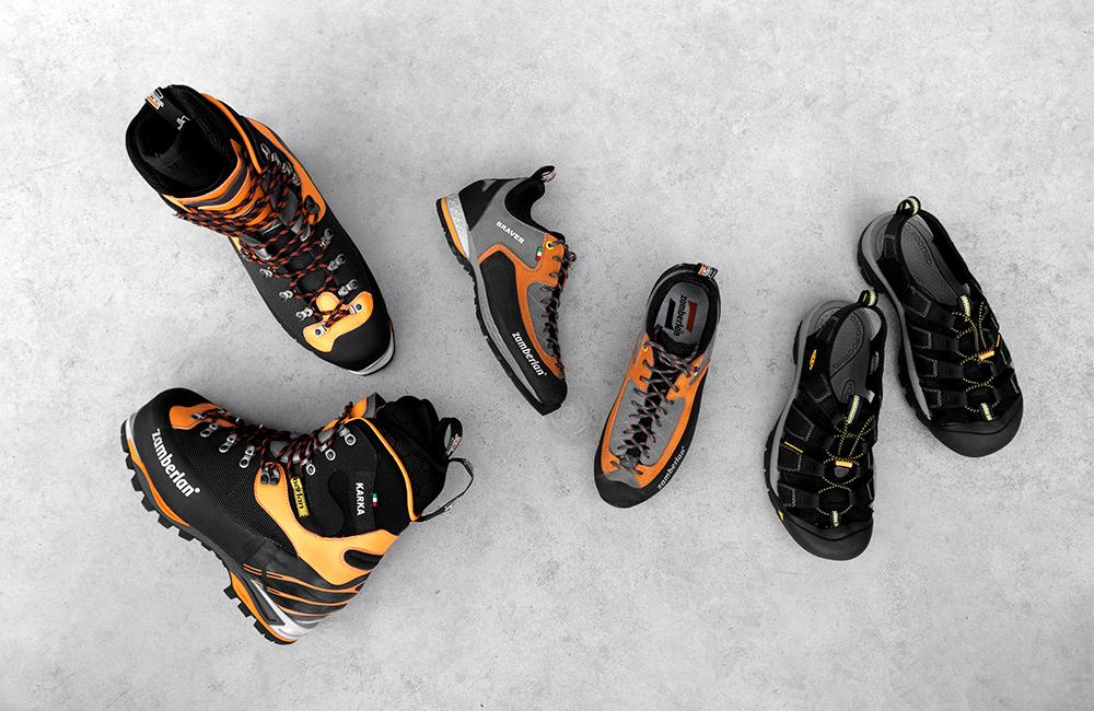 buty w góry - trekkingowe, podejściowe i wysokogórskie