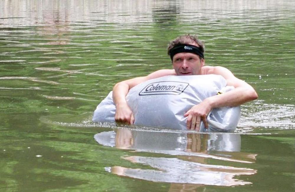 worek wodoszczelny o dużej wyporności