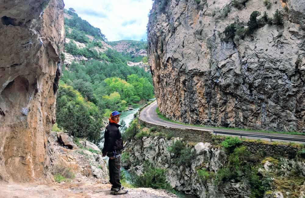 Wspinaczka w Hiszpanii Collegats