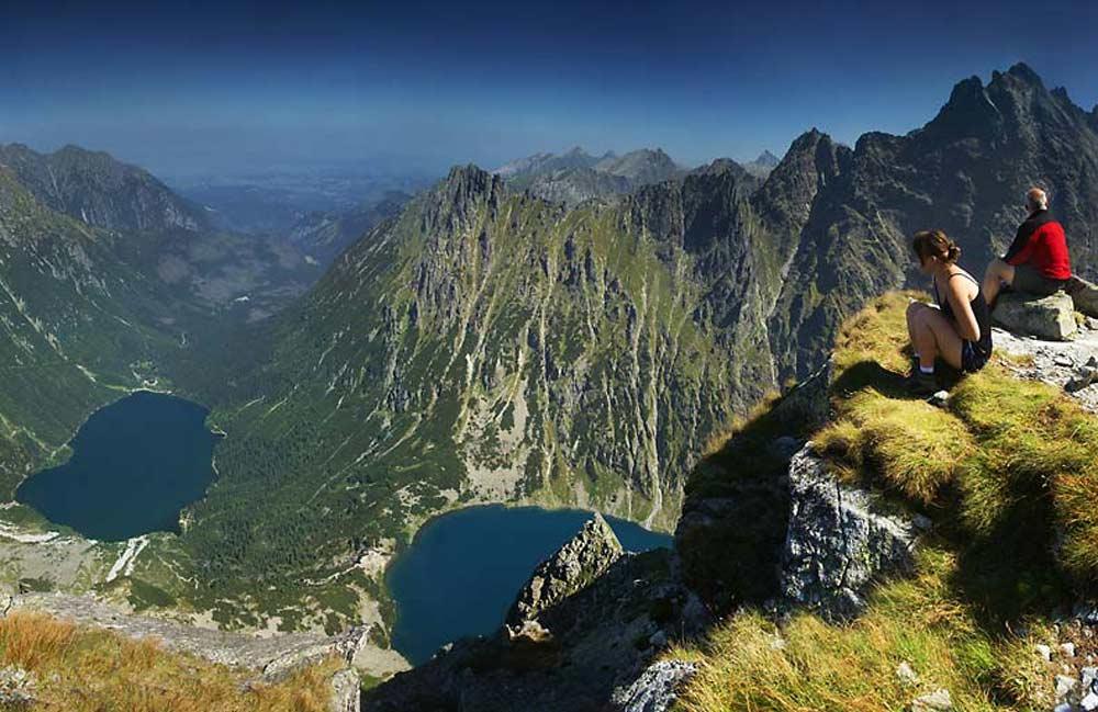 5 najpiękniejszych panoram w polskich Tatrach