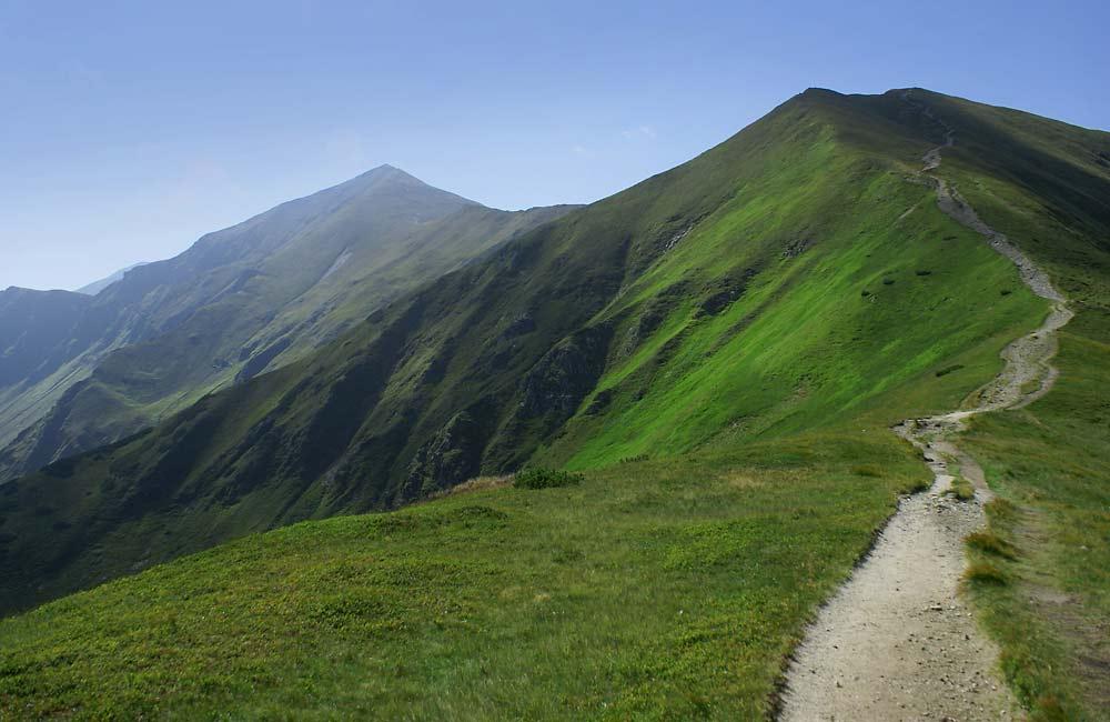 Szlaki w Tatrach Zachodnich