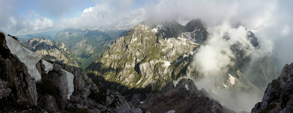 Góry Słowenii
