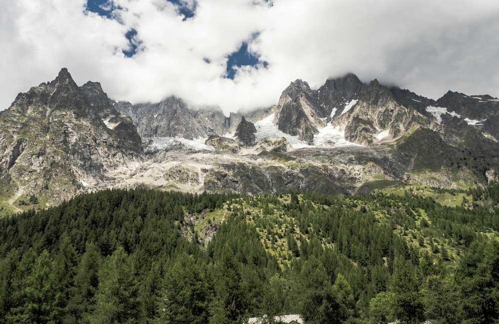 Tour du Mont Blanc - trekking wokół Białej Góry
